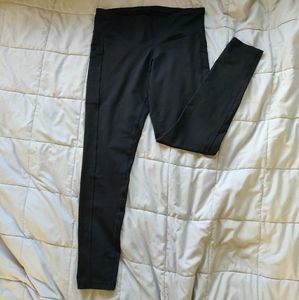 Black Leggings sz L